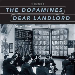 The Dopamines Dear Landlord Split Ep The Dopamines & Dear Landlord   Portrait Parle Split EP