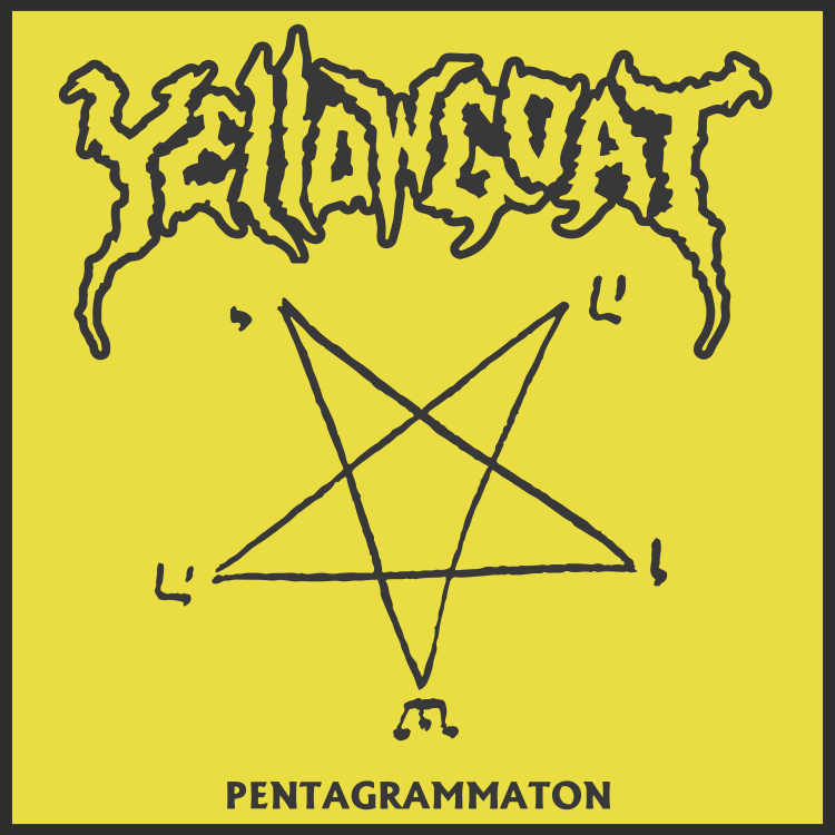 Yellowgoat – Pentagrammaton Slap Bracelet